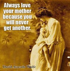We love and miss you mom. Love Actually, Always Love You, Clever Quotes, Funny Quotes, Genealogy Quotes, Mom I Miss You, Quotes To Live By, Life Quotes, A Day In Life