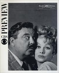 1962-Jackie Gleason and Lucille Ball