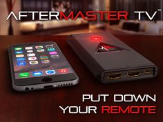 AfterMaster TV is a revolutionary product that makes TV dialogue louder and clearer while making everything else sound fantastic.