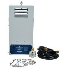 Blueprint Controllers Natural Gas CO2 Generator NG, CGNG-4