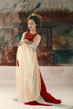 Traditional Fashion, Traditional Outfits, Traditional Hairstyle, Asian Photography, Dress Hairstyles, Chinese Clothing, Chinese Culture, Hanfu, Historical Clothing
