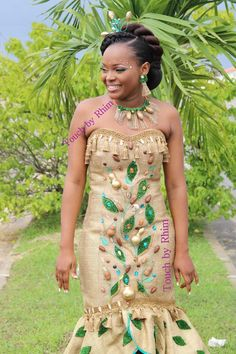 25 +> 42 Boho Wedding Hairstyles - Hairstyles - New Site 65 coiffures mignonnes de petite fille African Fashion Dresses, African Dress, African Wedding Attire, African Weddings, African Traditional Wedding, Kente Styles, Boho Wedding Hair, Beautiful Goddess, Formal Dresses