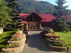 Add some luxury to your Alaska Highway road trip with a stay at the Kenai Princess Wilderness Lodge on the Kenai Peninsula. It's one of our favorite Alaska travel experiences.