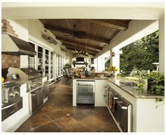 kitchen design styles formal outdoor living spaces the outdoor room america s 1371