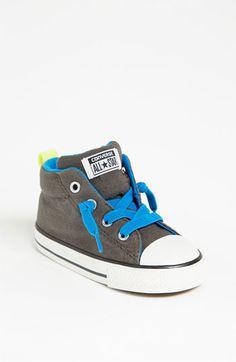 Converse Chuck Taylor® 'Street Mid Cab' Sneaker (Walker & Toddler) | Nordstrom