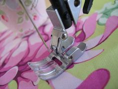 A tutorial on sewing machine feet/attachments.  Thank you SewMamaSew!