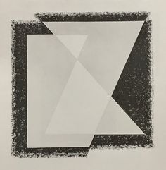 Josef Albers  Movement in Gray 1939 Oil on Masonite 36x35""