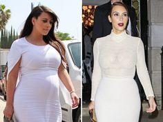 Comment perdre du poids enceinte