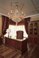 "Studio by Tatiana Bozhovskaya's ""Studio Exclusive Interior"". Furniture by Fratelli Radice"