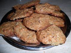 biscotti con albumi e nocciole - delizia divina