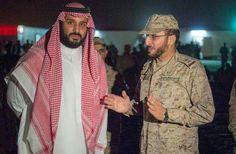 Deputy Crown Prince  Mohammed bin Salman KSA 's Defense Minister