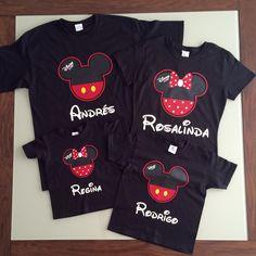 https://www.facebook.com/tulogoentodomzt playeras para vacaciones Disney minnie and Mickey Mouse