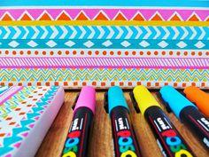Posca DIY - Les Carnets de Gee ©