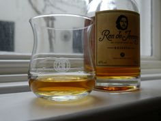 Ron de Jeremy Rum * see blog for details how to serve each spirit