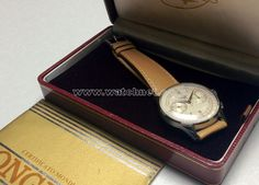 59-62' LONGINES ss 30CH Flyback Pulsations Chronograph 1,880,000+t---2016.10.8.