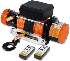 WINCH MOTOR 12v 13500lb 6.6hp suits many electric winches