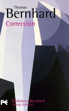 Corrección - Thomas Bernhard