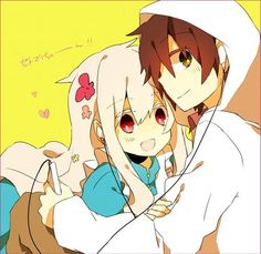 Mary & Seto | Kagerou Project