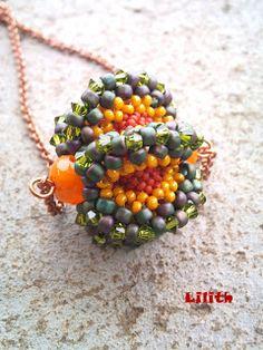 Lilith Gyöngyékszerek: Urchin