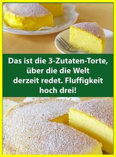 Das ist die 3 zutaten torte ber die die welt this tangy and sweet lemon tahini dressing is perfect on everything! drizzle on salads buddha bowls falafel veggie burgers or even cooked vegetables only 3 ingredients + salt water Easy Baking Recipes, Easy Cake Recipes, Healthy Dessert Recipes, Easy Desserts, Apple Desserts, Dessert Simple, Easy Meals For Kids, Easy Snacks, 3 Ingredient Cakes