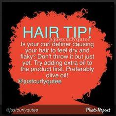 Hair Tip!