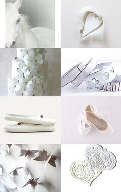 WHITE.... what else??? by ANASTASIA PETROLIAGI on Etsy--Pinned with TreasuryPin.com