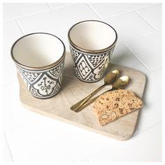 Céramique Marocaine en vente sur ETSY ou me contacter à : blanc.bohème@orange.fr