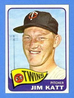 1965 Topps Jim Kaat Minnesota Twins Baseball Card for sale online Twins Baseball, Willie Mays, Baseball Cards For Sale, Minnesota Twins, Mlb, 1960s, Sports, Ebay, Hs Sports