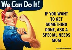 New post: When special needs moms know better than the experts do