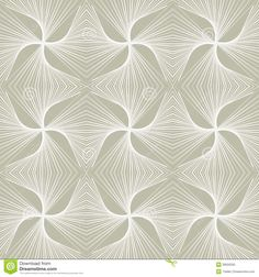Art Deco Patterns | Geometric Art Deco Modern Futuristic Pattern Stock Vector