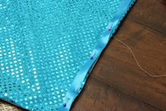 For Emma& birthday, I knew I wanted to have mermaid tails for party favors! Finding a good tutorial or how-to on how to mak. Little Mermaid Dresses, The Little Mermaid, 6th Birthday Parties, 3rd Birthday, Mermaid Tails For Kids, Good Tutorials, Mermaid Birthday, Picnic Blanket, Party Favors