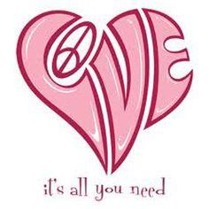 ... God is Love  ~ 1 John 4:8