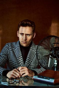 Faking bad: meet Hollywood's nicest villain, Tom Hiddleston (Tom Hiddleston for London Evening Standard)