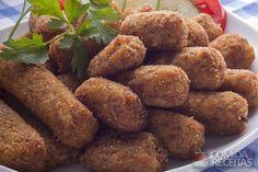 Receita de Croquete alemão de carne em receitas de salgados, veja essa e outras receitas aqui!