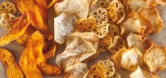 Root Vegetable Chips Recipes | Ricardo