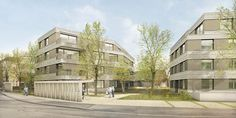Wohnüberbauung Hofstatt   phalt Architekten AG