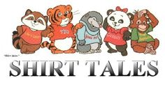 Shirt Tales!  Wow!  A blast from the past... I had forgotten about them!