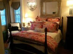 French Country Bedroom Design Ideas, Pictures, Remodel, and Decor - page 6