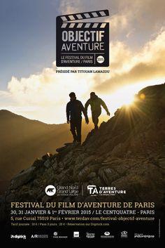Deux places à gagner pour le Festival de film Objectif Aventure!!