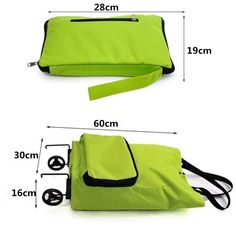 Universal Ziploc bag Holder Clever Bagger™ 2pcs