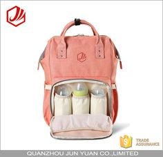 Source 2017 New Design Baby Diaper Bags Mummy Backpack With Multi-color on m.alibaba.com
