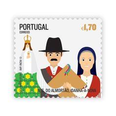 Festas portuguesas - Nª. Srª de ALMORTÃO - IDANHA-A-NOVA - Portugal