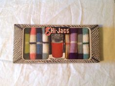 A personal favorite from my Etsy shop https://www.etsy.com/listing/385602080/8-knit-hi-jacs-coasters