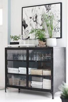 Interieur inspiratie | 15x een stijlvolle zwart wit woonkamer • Stijlvol Styling - Woonblog •