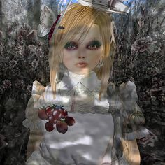 Alice,Alice in wonderland, gothic,Alice tea party,NONKO romankan,アリス,アリス服,セカンドライフ,secondlife,ノンコ浪漫館,ゴシック,ゴスロリ,不思議の国のアリス,アリスのお茶会,1