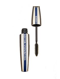 This has been my favorite mascara of all time.  Fabulous classic voluminous formule, plus the perfect clump busting brush....but the extra bonus is it's waterproof that actually washes off easily.  I've been quite shocked.