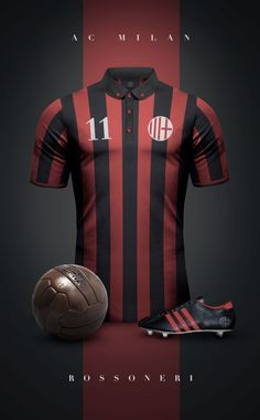AC Milan Retro
