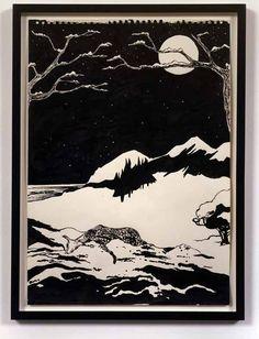 Donald Urquhart - Noel Noir (Reindeer), Noir Art, my new inspiration - alex