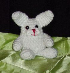 Ravelry: Bunny Amigurumi pattern by Stormy'z Crochet