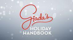 Giada's Holiday Handbook : Food Network - FoodNetwork.com